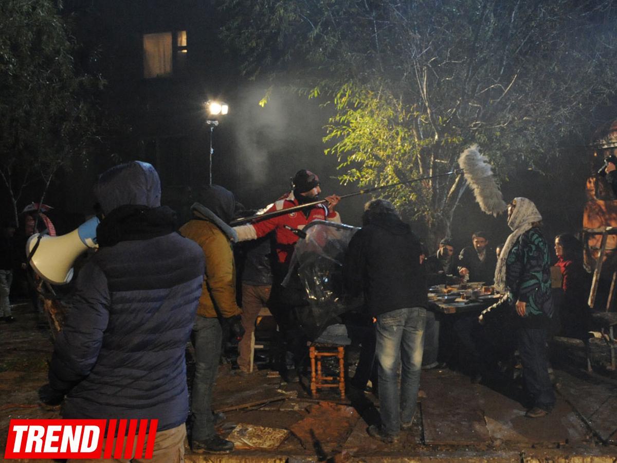 """""""Qanlı Yanvar"""" filminə baxış (FOTO)"""