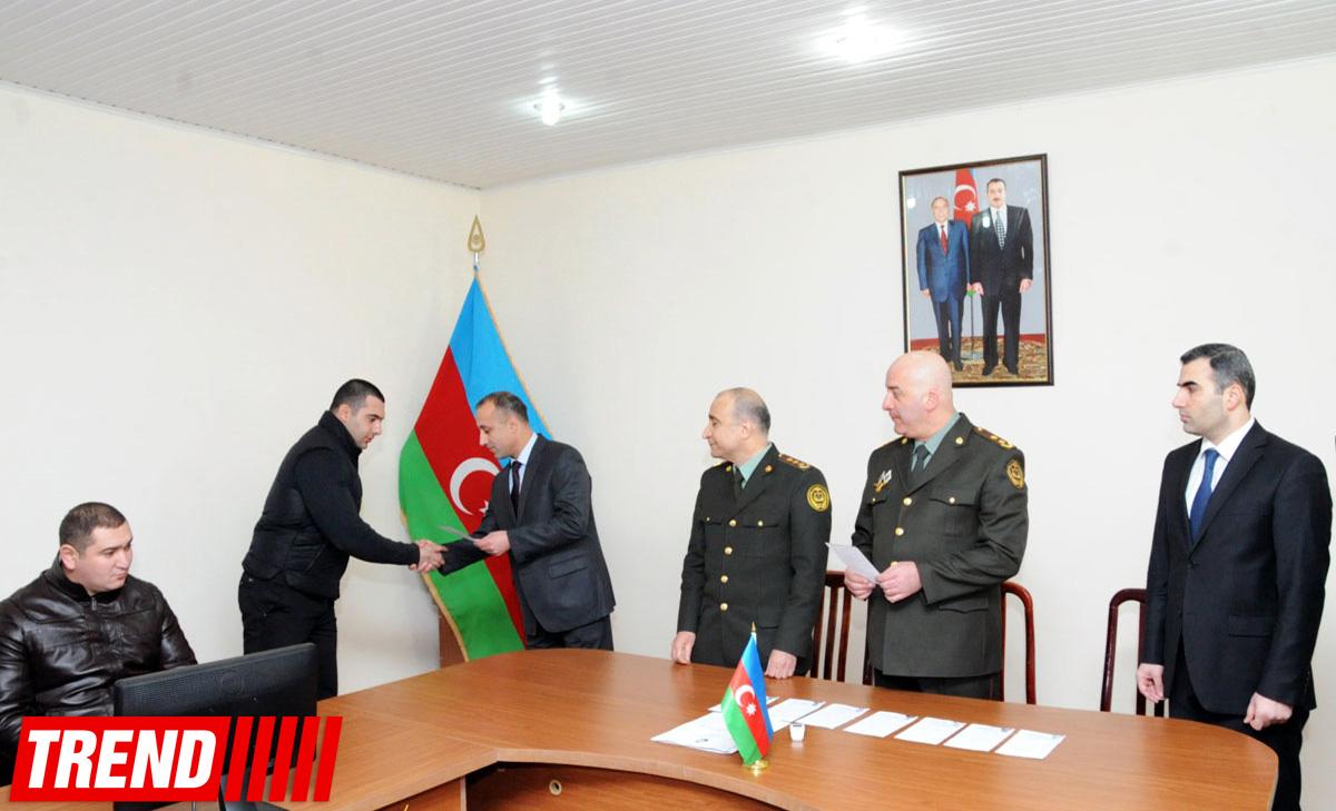Azerbaijan starts execution of president's order on pardon (PHOTO)