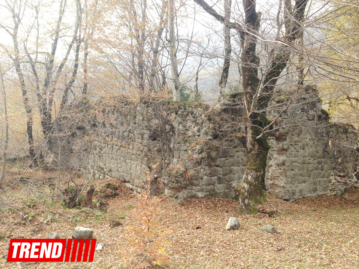 "Unexplored Azerbaijan: ""Castle of forty maidens"" - Harem of Shirvan khans (PHOTO)"