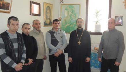В Азербайджане заключенные-христиане отметили Рождество (ФОТО)