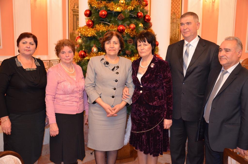 Посол России пригласил в гости азербайджанских учителей (ФОТО)