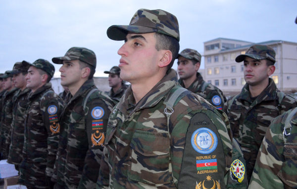 Kabul International Airport to be protected by Azerbaijani peacekeepers (PHOTO)