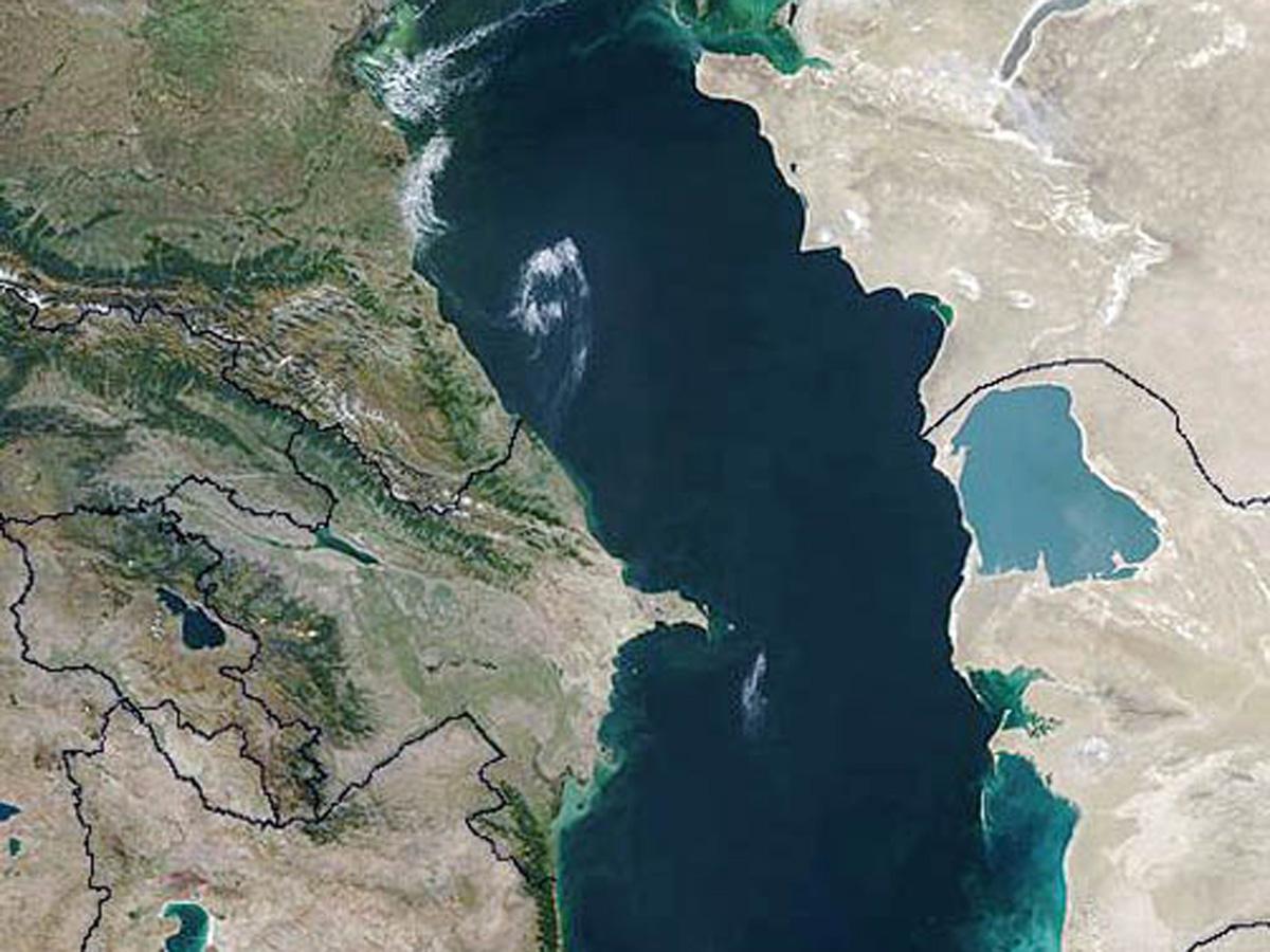 Туркменистан о прокладке трубопровода по дну Каспия