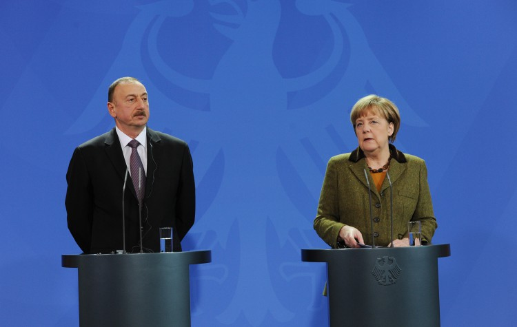Political relations between Azerbaijan, Germany developing very successfully (PHOTO)