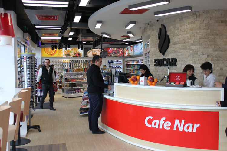 SOCAR expands filling stations network in Romania (PHOTO)