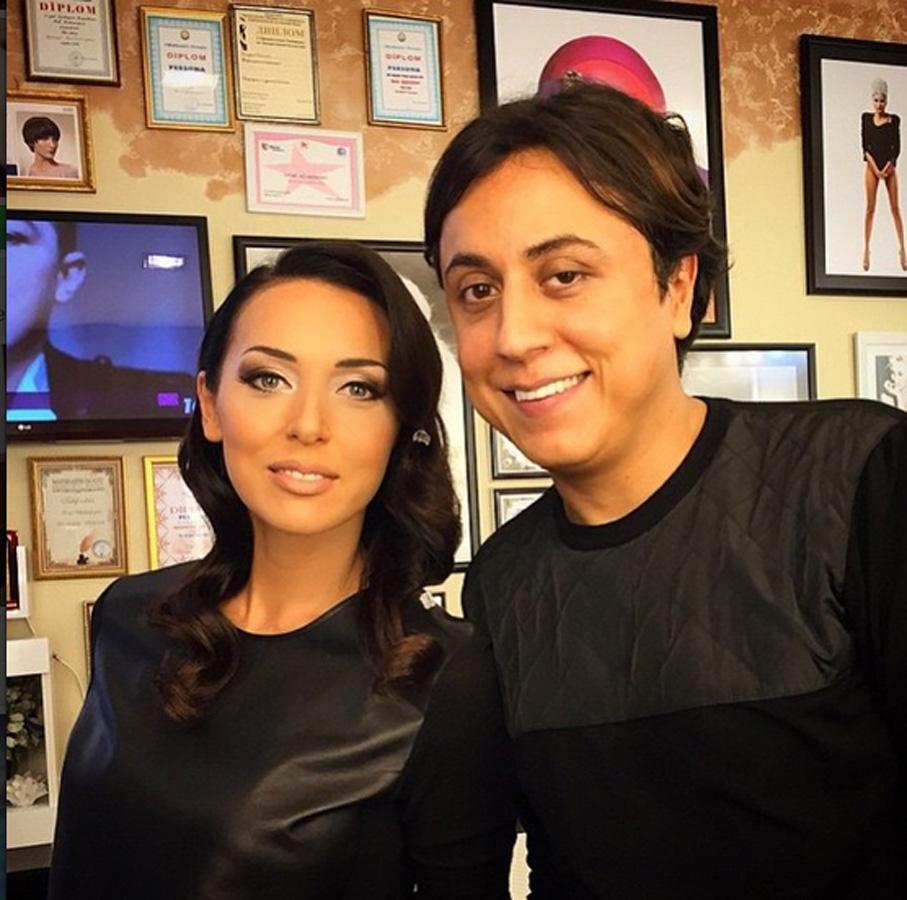 Алсу к концерту подготовил азербайджанский стилист (ФОТО)