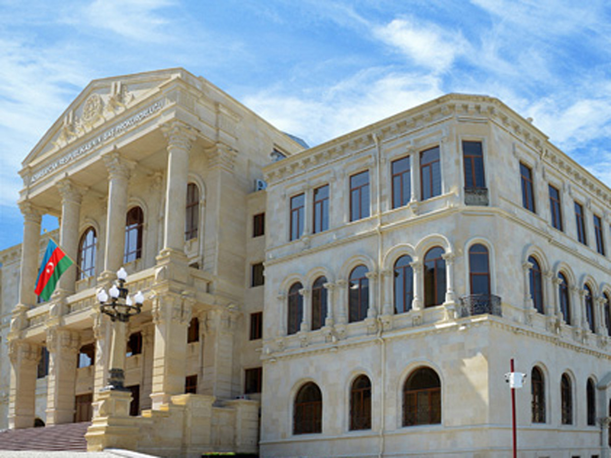 Azerbaijan: Criminal case on Armenia's provocation initiated
