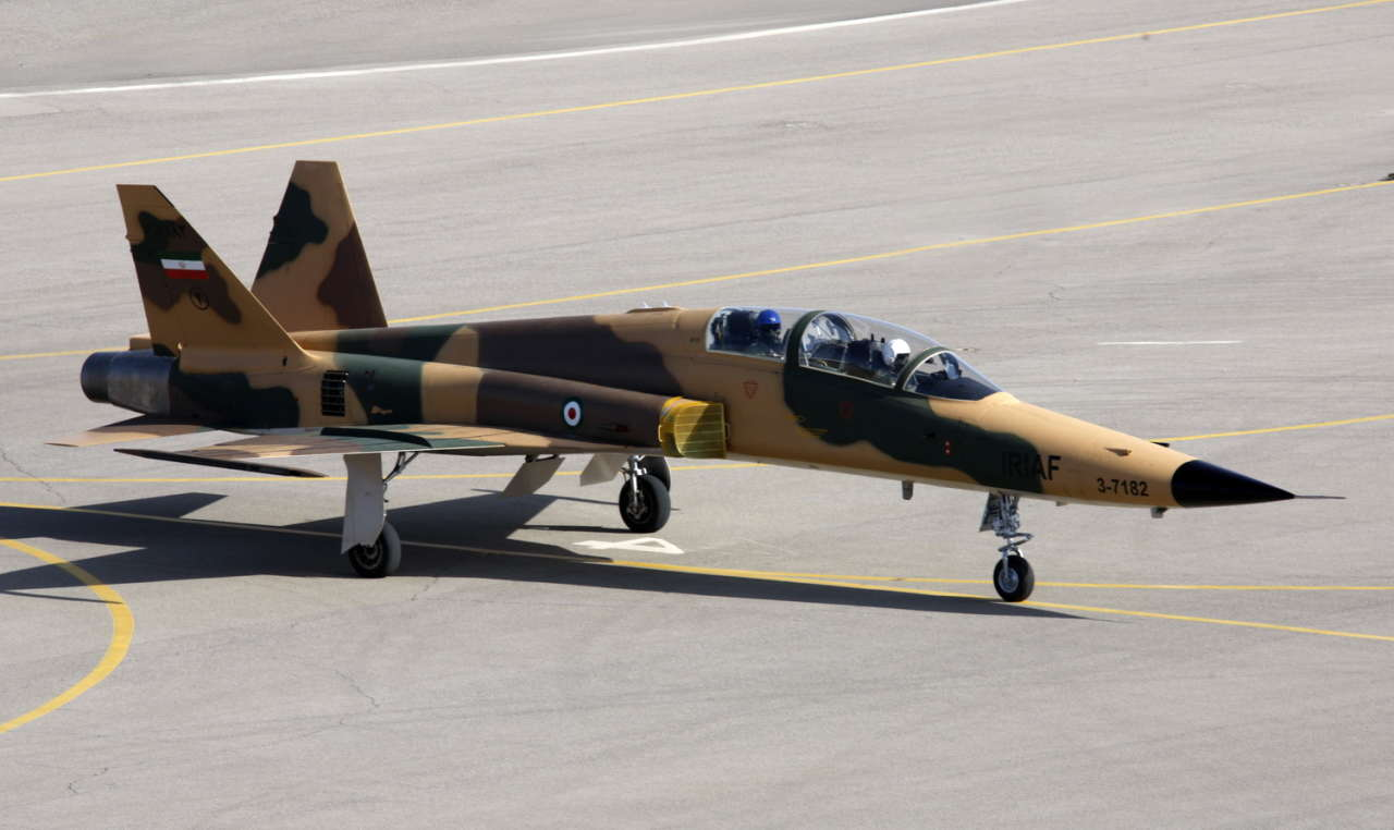 Iran Unveils New Domestic Made Jet Fighter Photo