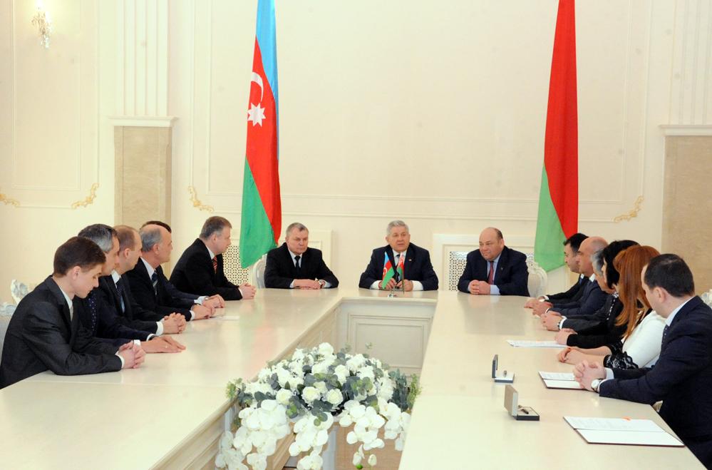 Азербайджан выйдет с белорусскими тракторами на рынки третьих стран (ФОТО)