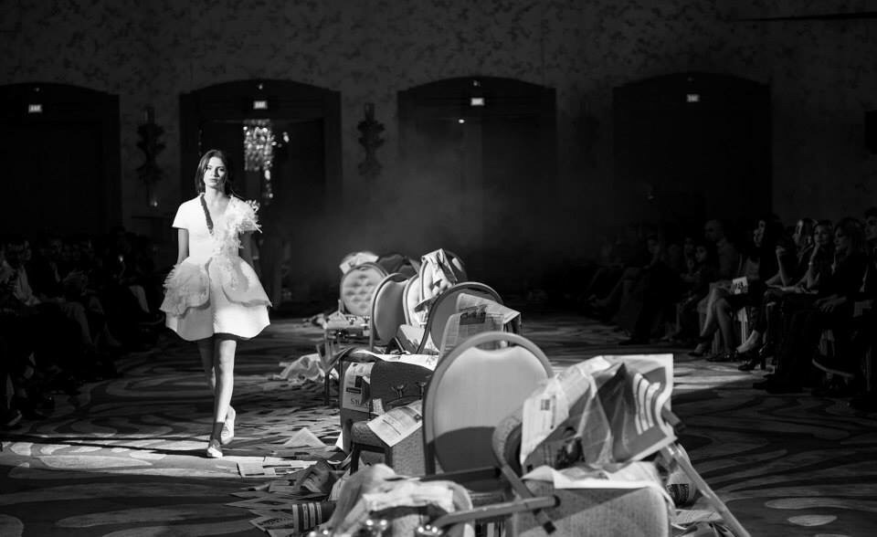 """Участник украинского проекта """"X-фактор"""" станет гостем Недели моды в Баку"""