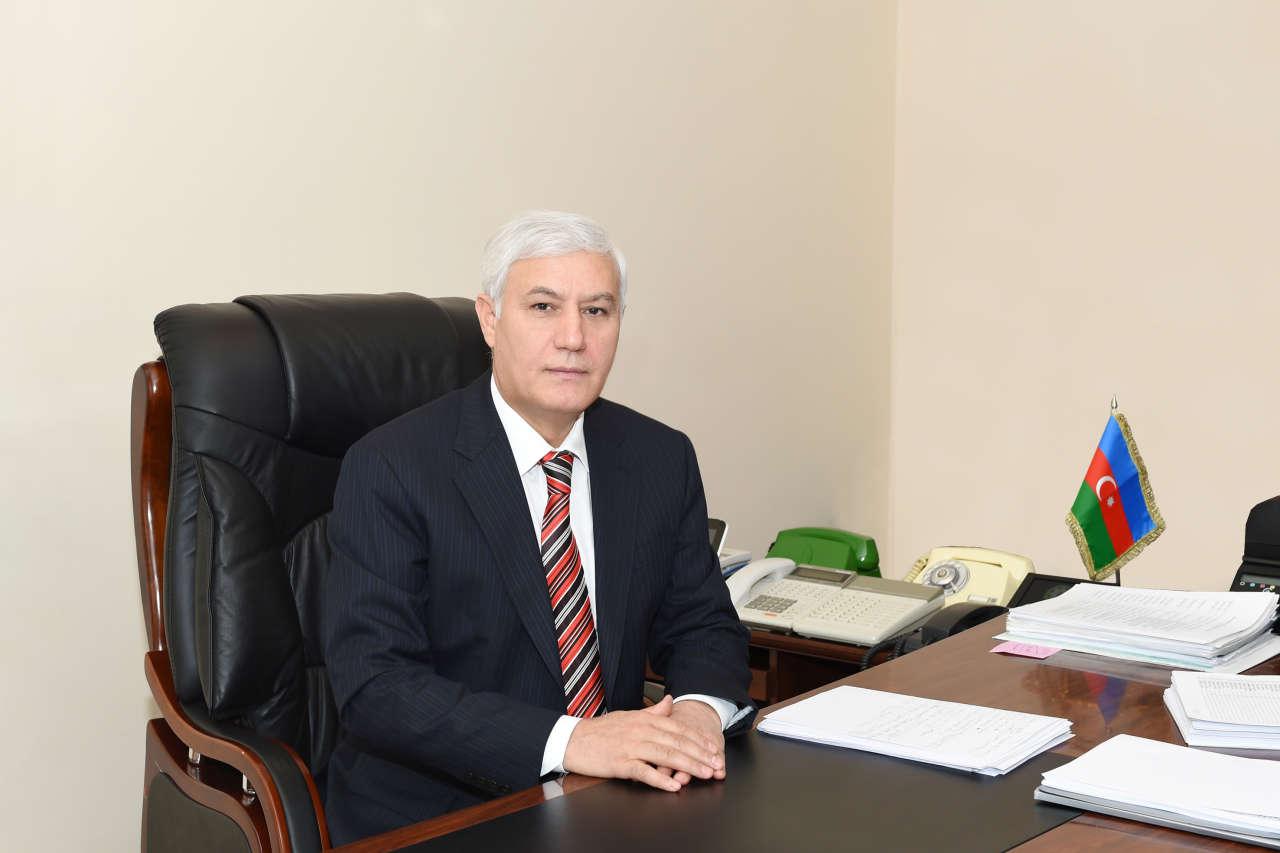 """Süleyman İsmayılov """"Şöhrət"""" ordeni ilə təltif edilib"""