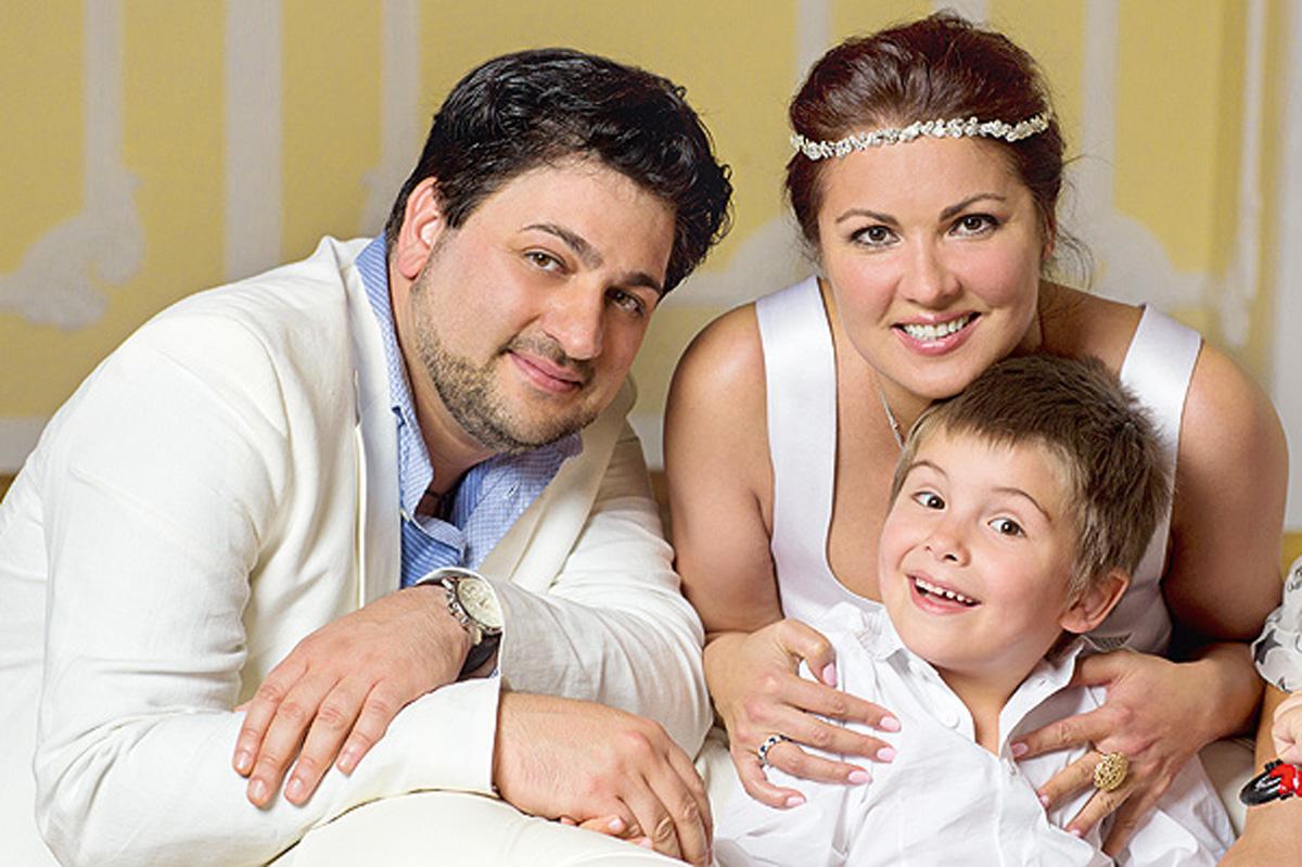 нетребко анна свадьба фото
