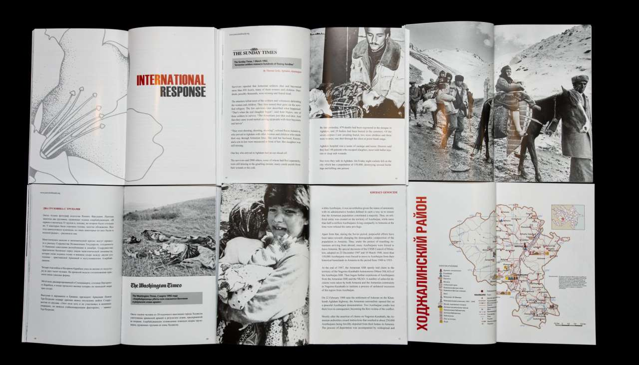 New media collection dedicated to Khojaly genocide released on Leyla Aliyeva's initiative (PHOTO) (VIDEO)