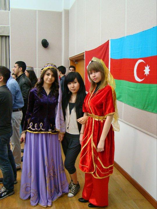 Хумай Абдуллаева: «В нашей стране создаются всевозможные условия для молодежи» (ФОТО)