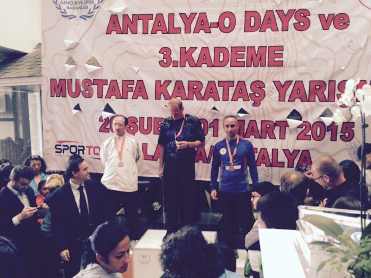 Azərbaycanın dünya reytinqli yarışda ilk medalı (FOTO)