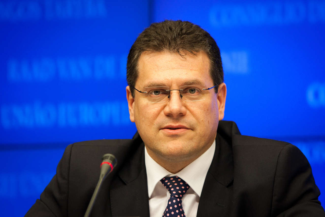 EU Welcomes Interest of Additional Suppliers to Join Southern Gas Corridor - Sefcovic