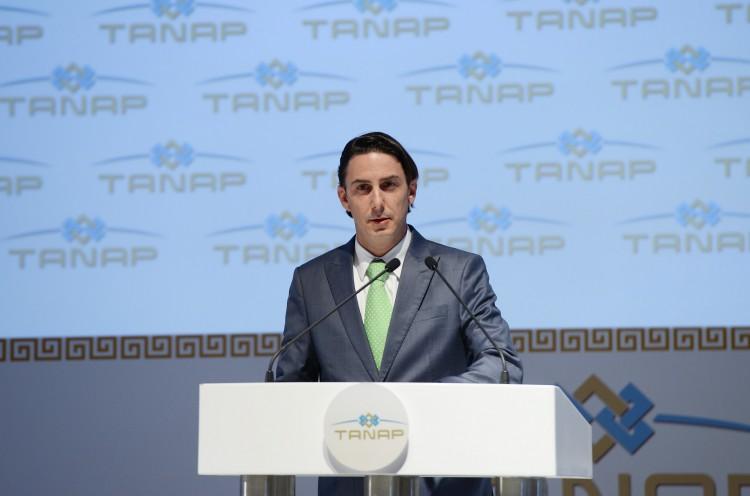Azerbaijani, Turkish, Georgian presidents take part in groundbreaking ceremony for TANAP (PHOTO) (VIDEO)