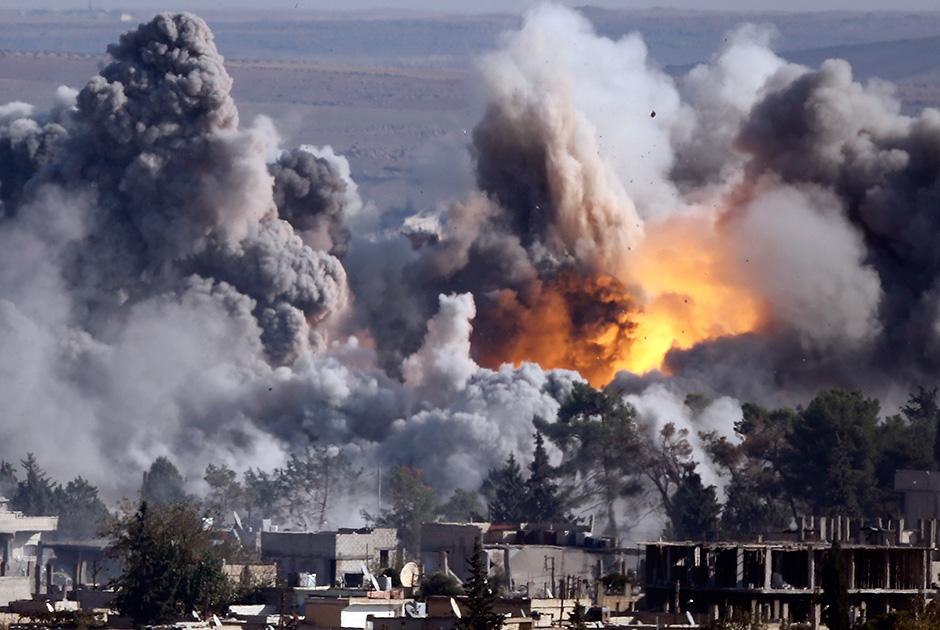 Саудовская коалиция нанесла авиаудар пойеменской Сане: десятки погибших