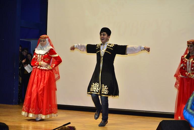 Азербайджанская молодежь провела праздничный вечер в Минске (ФОТО)