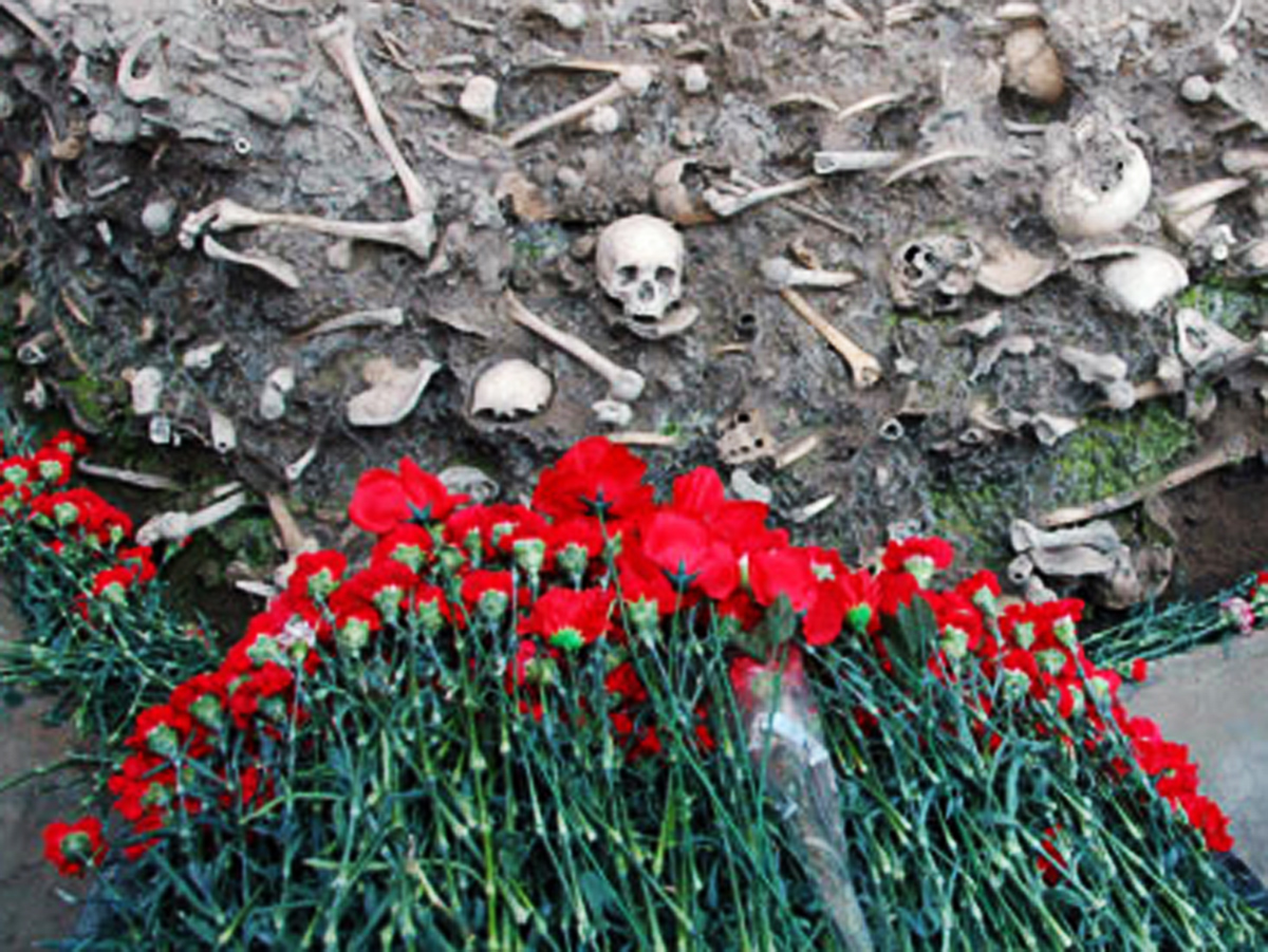 march 31 genocide of azerbaijanis Memorial complex of genocide in guba city is a social museum where you   the march 31, 1918 (march days) massacre and genocide of azeris, jews and.