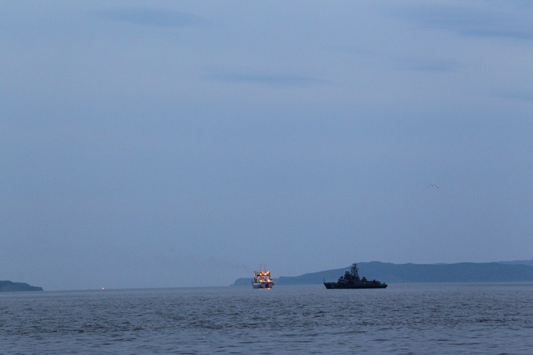 Спасатели ненашли пропавший экипаж судна вЯпонском море