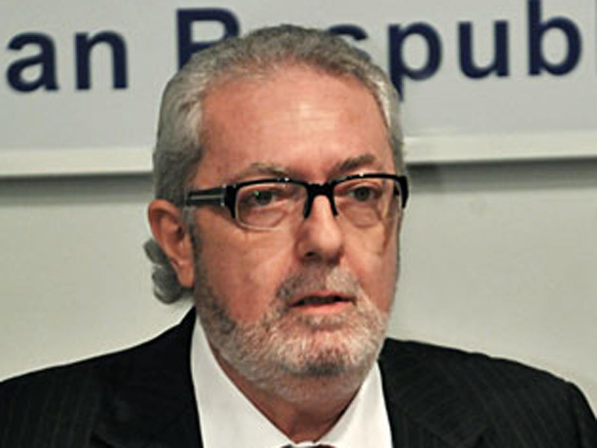 Руководитель ПАСЕ Педро Аграмунт подал вотставку