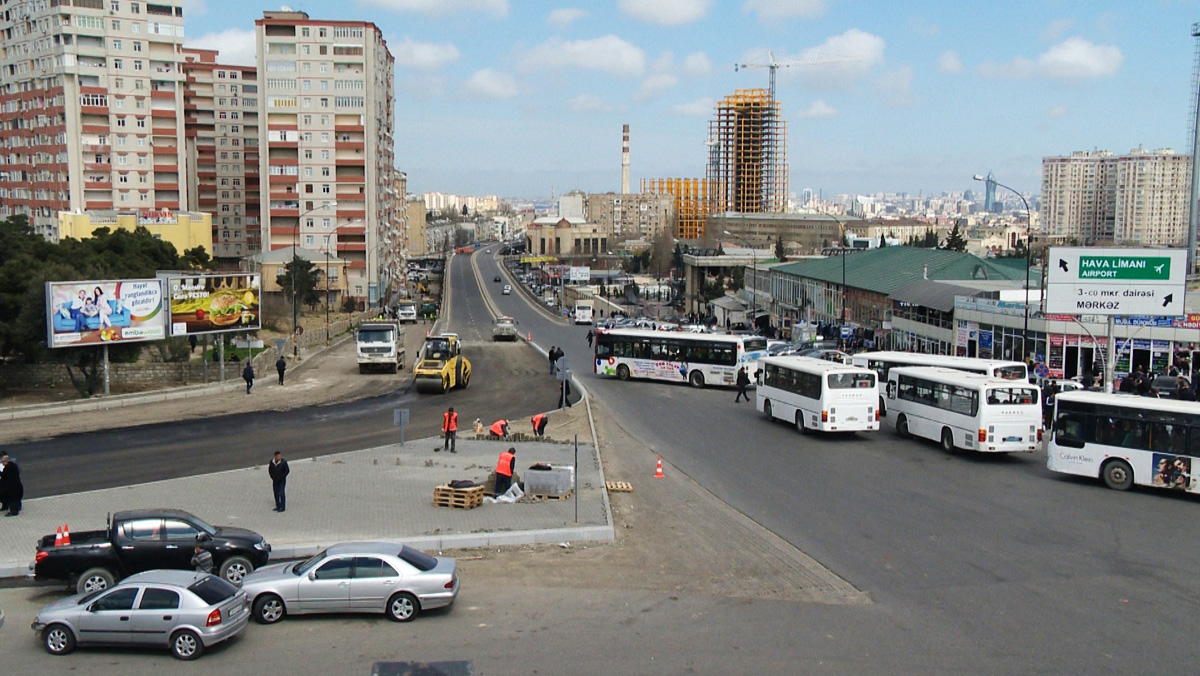 Sumqayıtdan Bakıya sərnişin daşıyan sürücülərə bu ərazilərdə avtobus saxlamağa icazə verilməyəcək