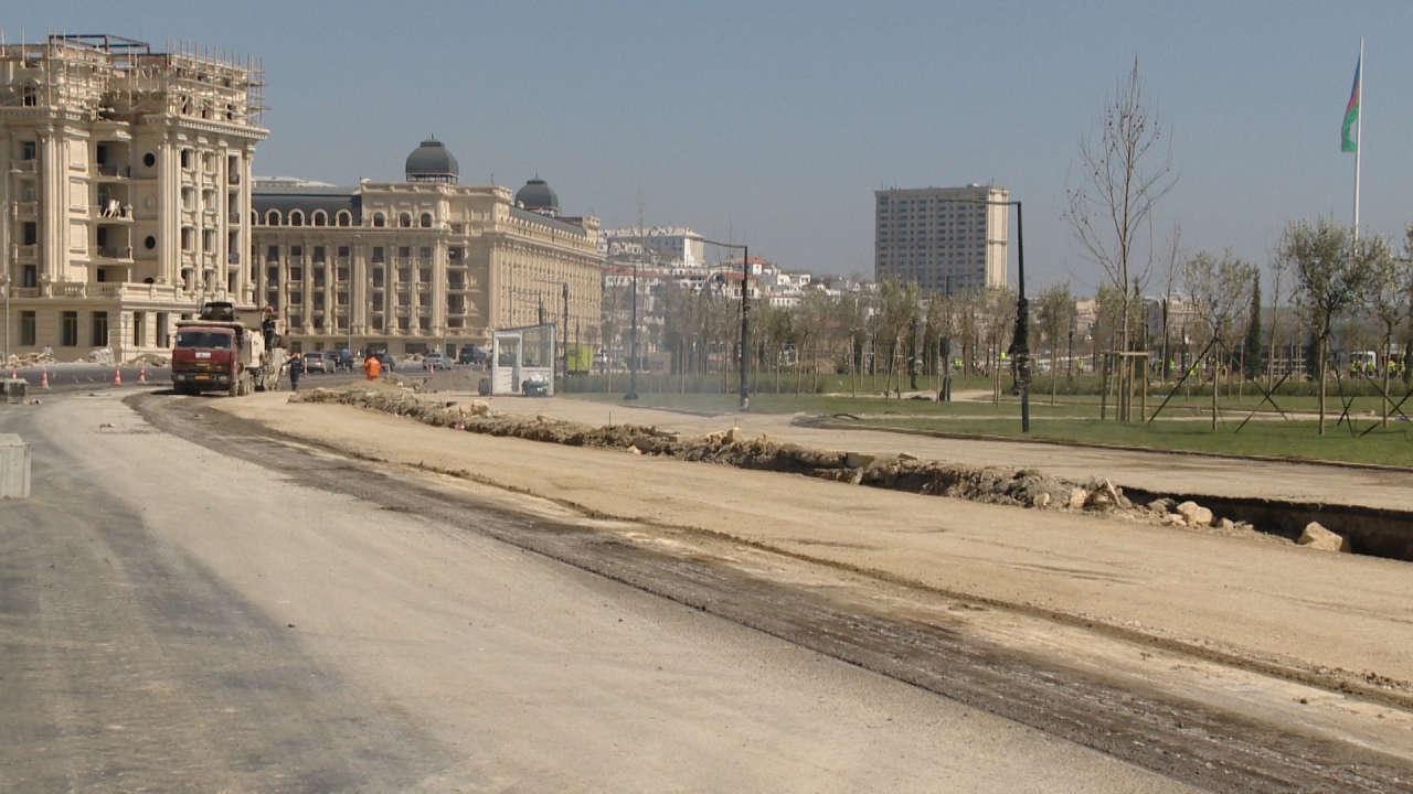 Bakı-Ələt yolunda bağlantı yollarının çəkilməsinin son tarixi açıqlandı (FOTO)