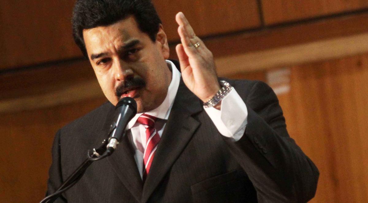 Maduro ABŞ-la bağlı orduya çağırış etdi