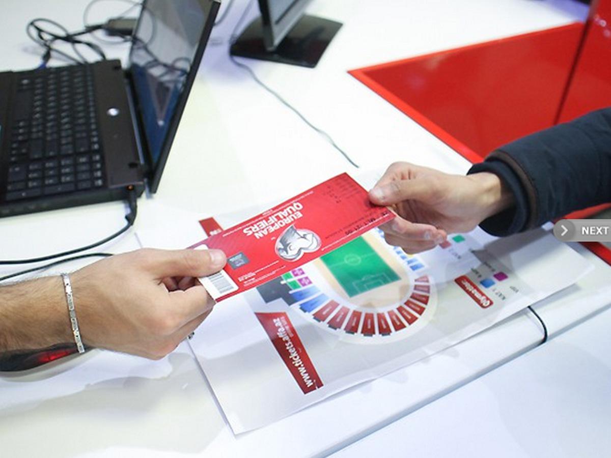 Azərbaycan - Xorvatiya oyununa bilet qalıb?