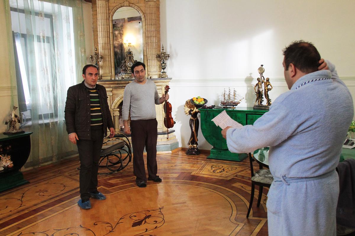 В Баку ищут 1.000.000 манатов (ФОТО)