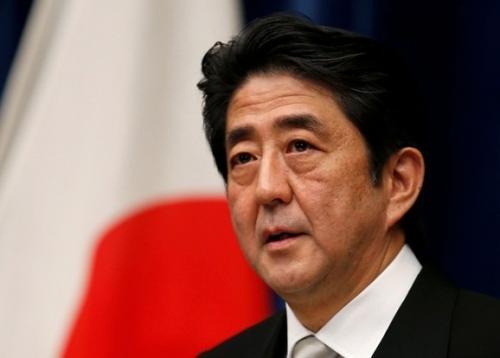 Abe Çin sədrinin müavini ilə Si Szinpinin Yaponiyaya gələcək ziyarətini müzakirə etdi
