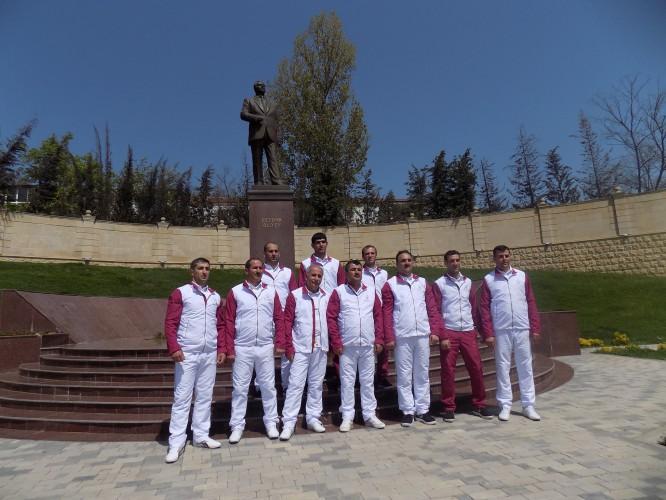 Avropa Oyunlarının məşəli Lerikdə alovlandırıldı (FOTO)
