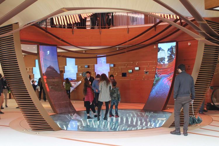 """Azərbaycanın da milli pavilyonla təmsil olunduğu """"Milan Expo 2015"""" beynəlxalq sərgisi açılıb (FOTO)"""