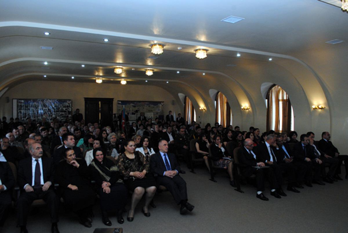 Milli Qəhrəman Ramiz Qəmbərovun xatirəsi yad olunub (FOTO)