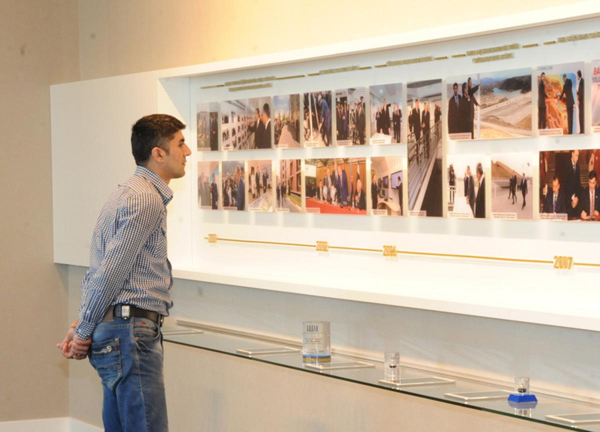 Bakının müasir siması (FOTO)