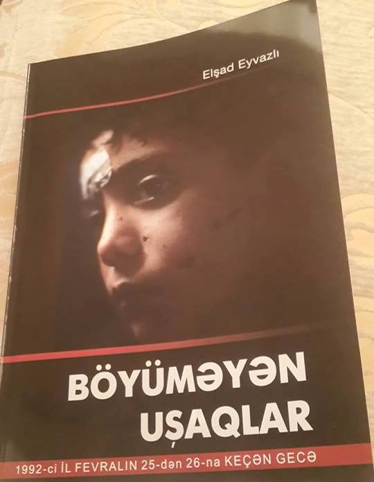 Yazıçı Anar erməni dilində kitabın çapını istəyir (FOTO)