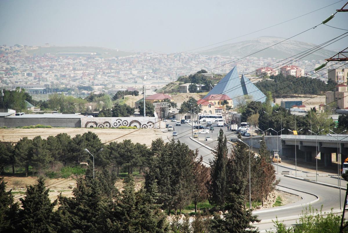 Bakının Beynəlxalq Avtovağzalı ətrafında nəqliyyatın hərəkəti rahat olacaq (FOTO)