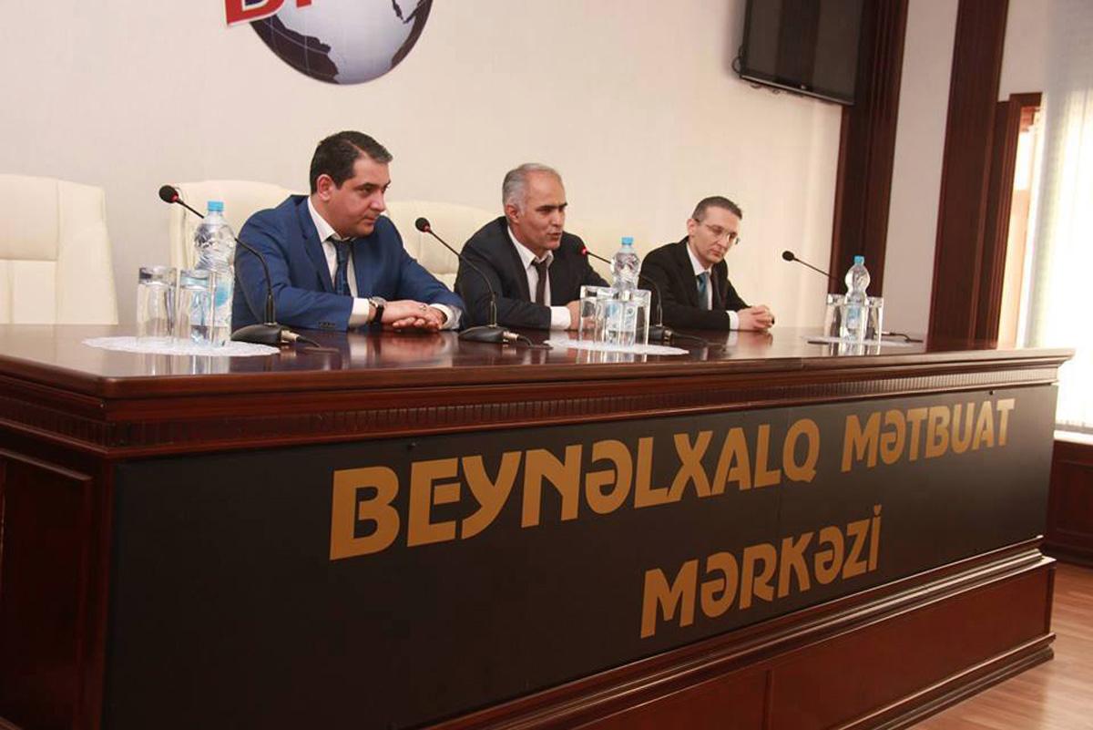 Məşhur NLP Ustadı nüfuzlu təşkilatın mükafatına layiq görülüb (FOTO)