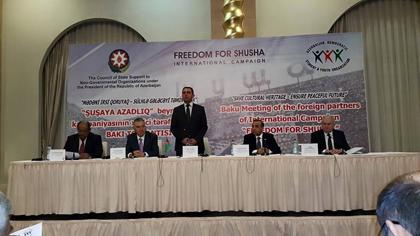 """Azay Quliyev: """"Şuşa insanların barış, dostluq və sülh içində yaşayacağı bir şəhərdir"""""""