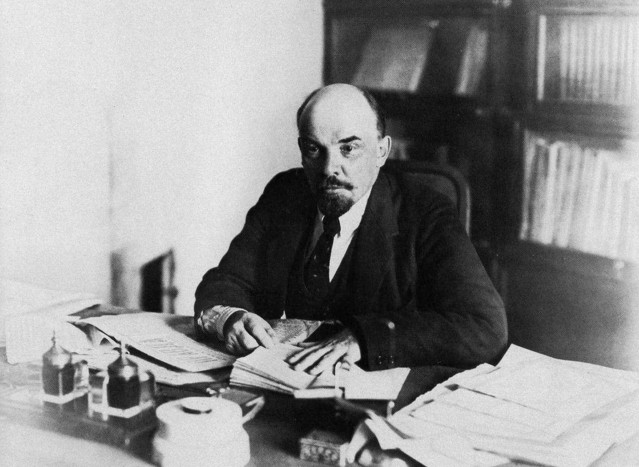 """Leninin """"əsl sevgilisi""""nin şəkli tapıldı (FOTO)"""