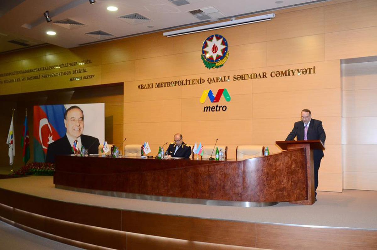 Heydər Əliyevin Bakı Metropoliteninə diqqət və qayğısından bəhs olunub (FOTO)