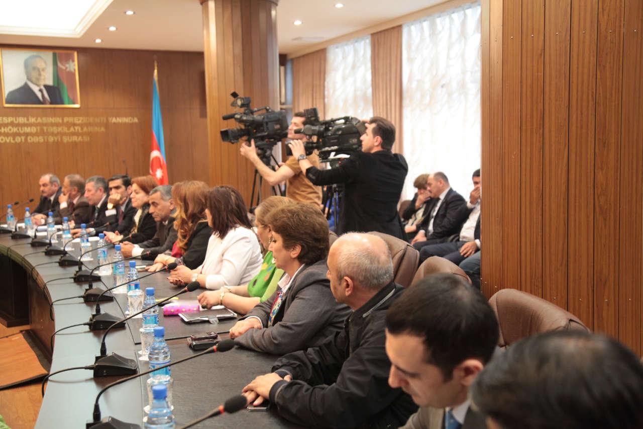 """Azay Quliyev: """"Ümummilli lider Heydər Әliyev dövlət quruculuğunda gənclərin işini fəallaşdırdı"""""""