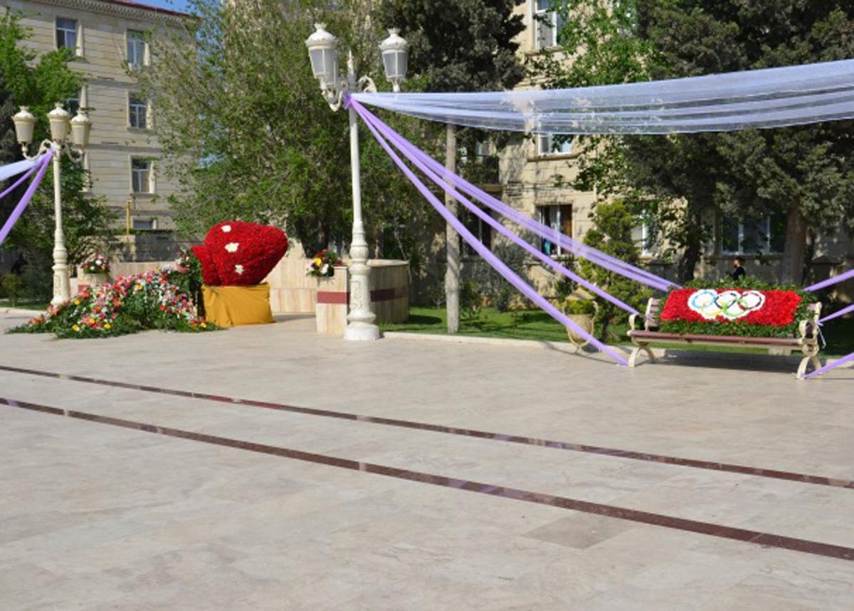 Qaradağda Gül bayramı qeyd olunur (FOTO)