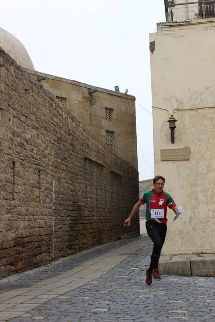 От 12 до 75 лет -  Спортивное ориентирование в Азербайджане (ФОТО)