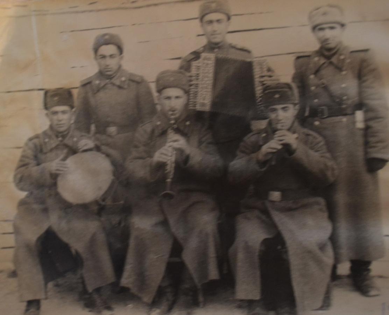 YAP Nizami rayon təşkilatının fəalları müharibə veteranları ilə görüşüblər (FOTO)