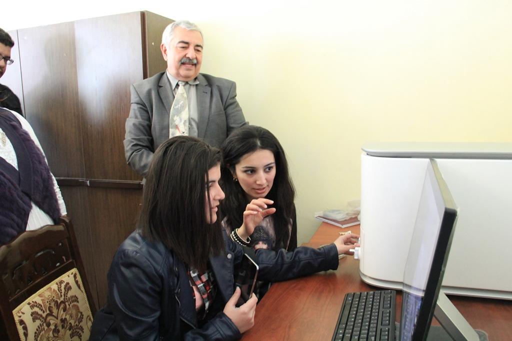 Azərbaycanda nəsli kəsilmək üzrə olan fauna növləri ilə bağlı seminar keçirilib (FOTO)