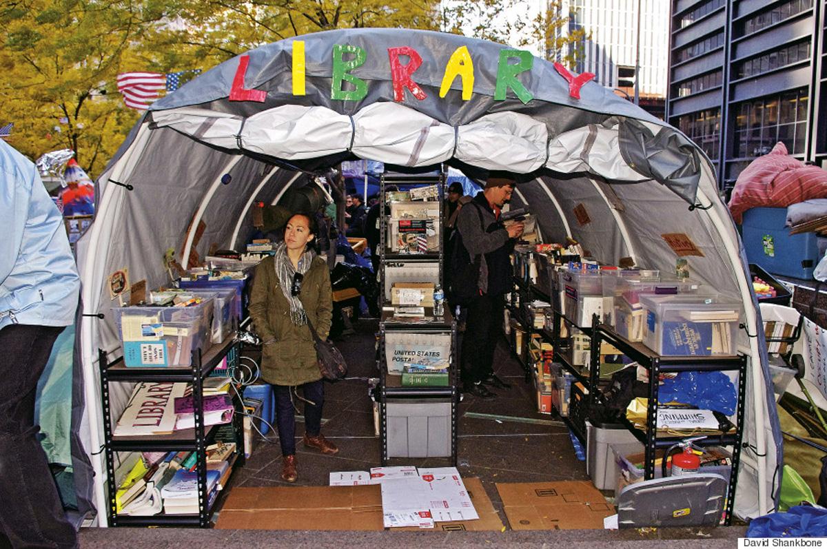 Qeyri-adi kitabxanalar (FOTO)