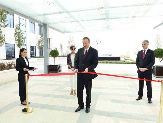 Prezident İlham Əliyev: Bu gün dünya miqyasında Bakı bulvarı kimi ikinci gözəl bulvar yoxdur (FOTO)