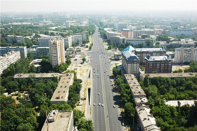 Немецкая компания может заняться улучшением придорожной инфраструктуры Узбекистана